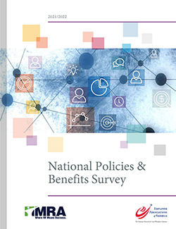 National Policies & Benefits Survey Cover