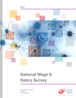 National Wage and Salary Survey Cover